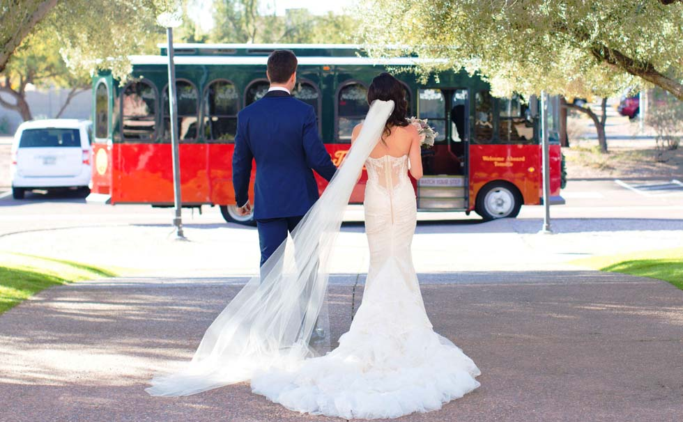 Dunn Transportation - Weddings