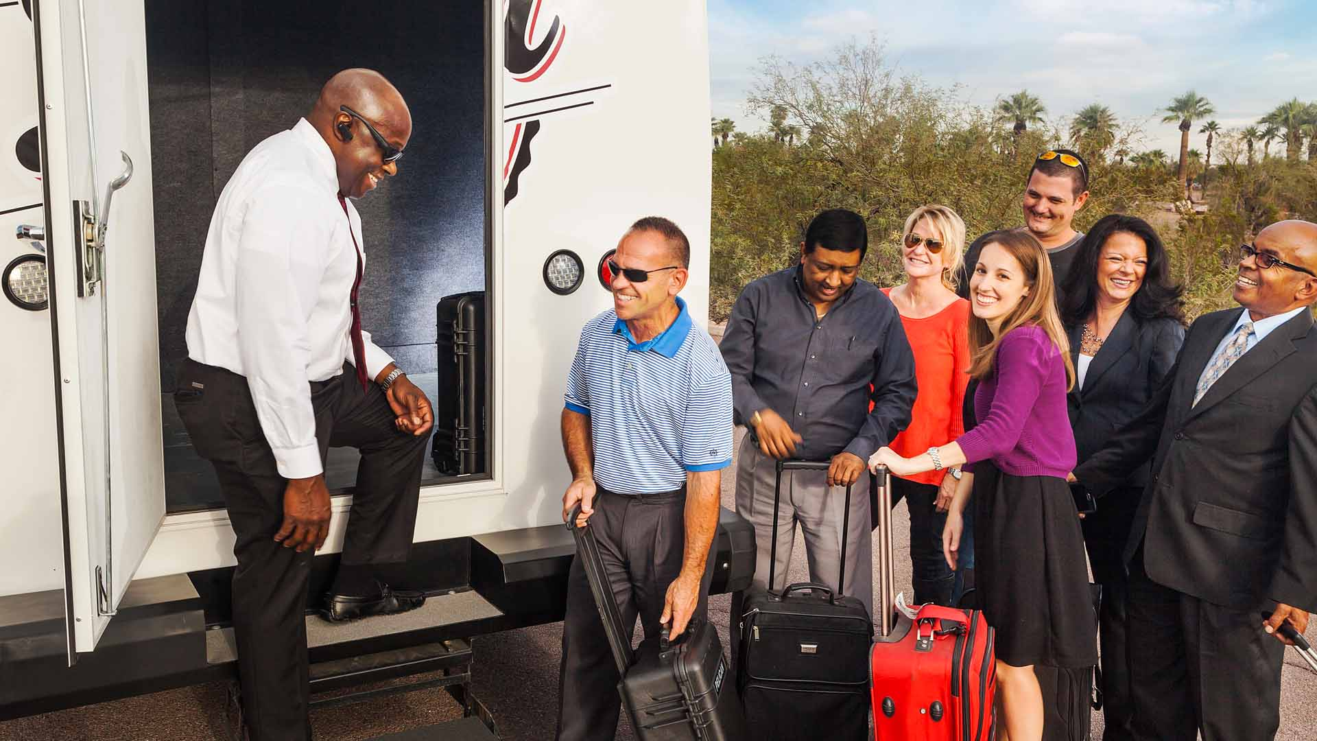 Executive Coaches - Dunn Transportation