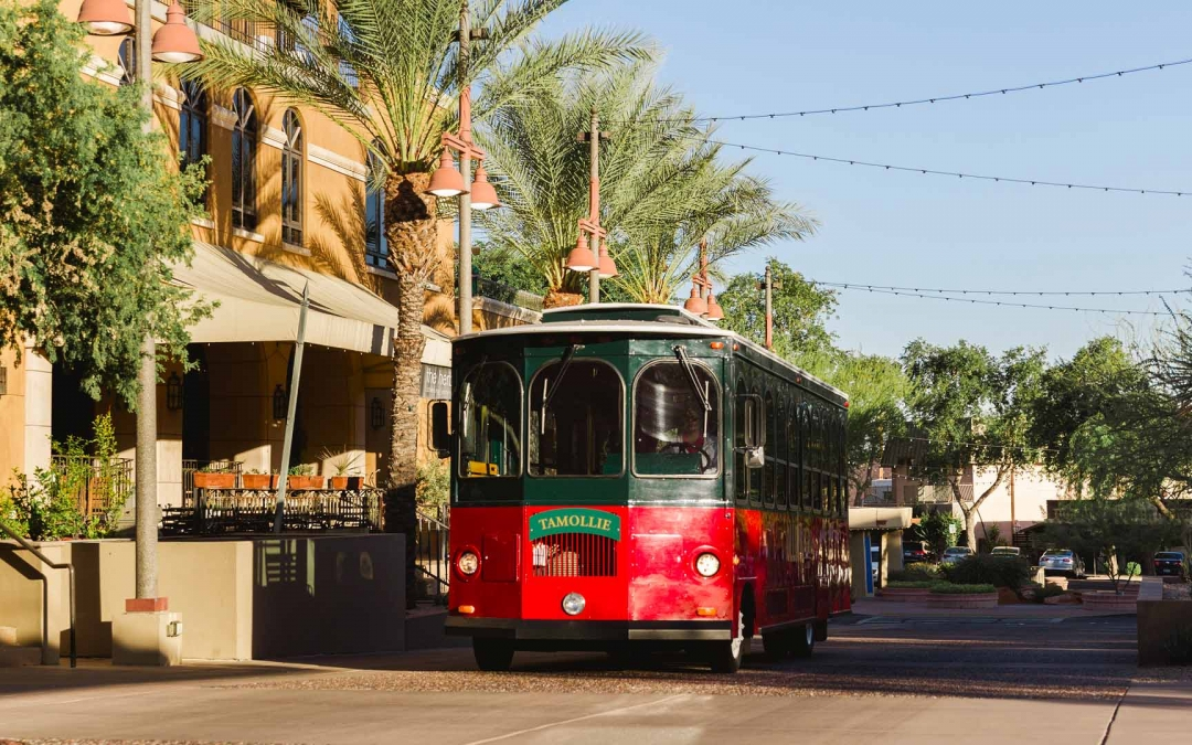 Open-Air Trolley Charters