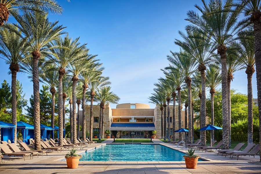 JW Marriott Phoenix Desert Ridge Resort & Spa PHXDR