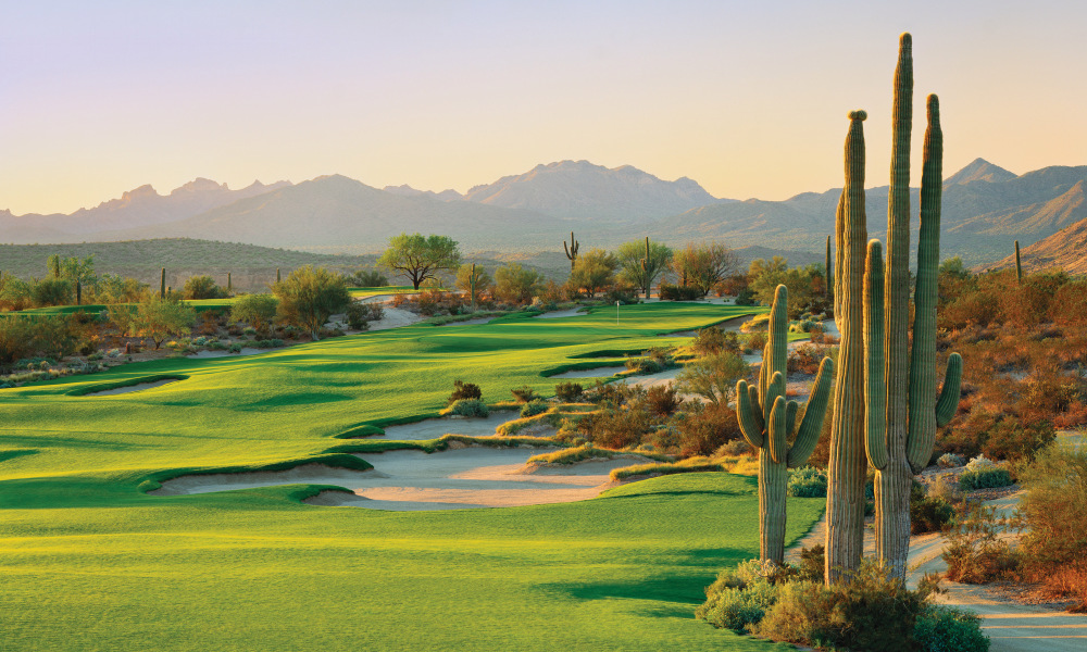 Tee Up a Golf Getaway
